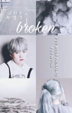 Broken → min yoongi by clareas