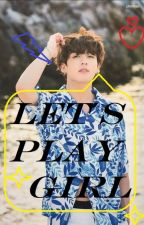 Let's  play girl (Jungkook fanfikce) by katkavasik