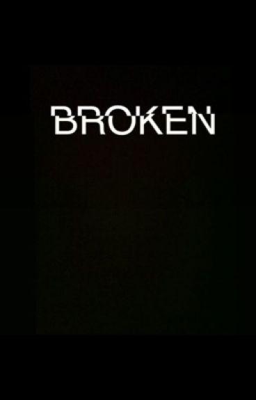 Broken || Harry styles