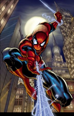 Spidey Meets the Avengers (A Spider-Man and Avengers Fan Fiction) by MolMcN