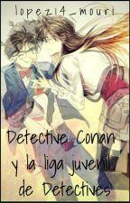 detective conan y la liga juvenil de detectives by Mr_Clarke