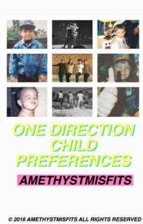 One direction child preferences - He gets in an argument