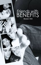 Friends with BENEFITS (ZIAM) by belen1503