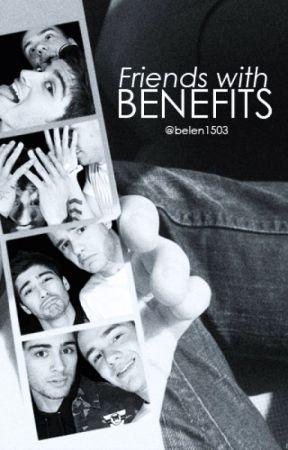 Friends with BENEFITS (ZIAM) by belen1503