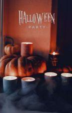 Halloween   JongTae  by HazzaBo91