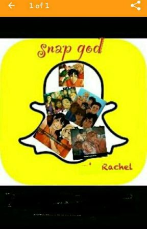 snap god by ArmynaOvO