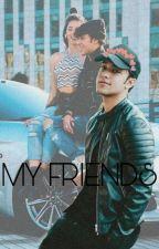 My Friends- Joel Pimentel by unycornio_das_trevas