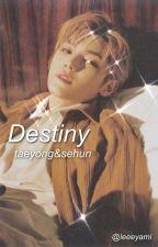 Destiny ✧ Taeyong x Sehun [Soulmate AU!] by DiesesMxdchen