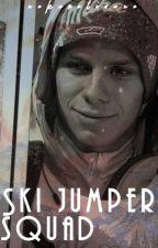 Ski jumper squad. || A.Wellinger by xekarolinaxe