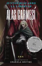 Alas Carmesí (LevixLectora) by GracielaWriting