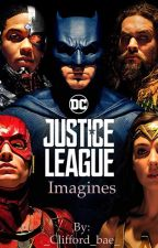 Justice League Imagines by _Clifford_bae_