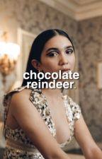 Chocolate reindeer // Lucas Jade Zumann  by annpirvu