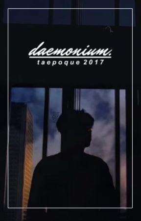daemonium :: bts. by taepoque