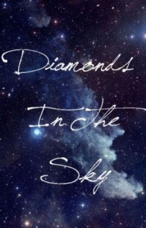 Diamonds In the Sky by HipsterQuote