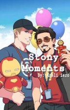 Stony Moments by AreliIero