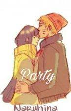 Party - Naruhina  by Marlenfeik
