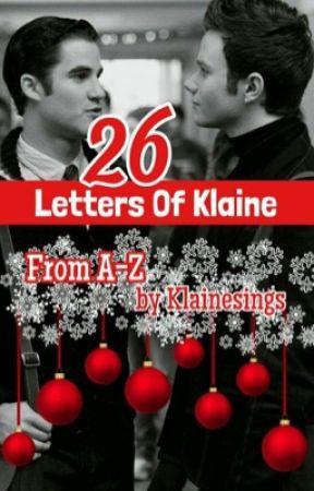 26 Days of Klaine by Klainesings