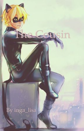 The Cousin by c_y_grayson