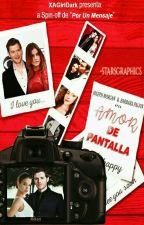 Amor De Pantalla {Klaus Mikaelson} by XAGirlDark