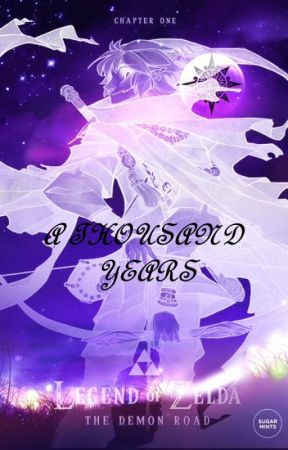 A THOUSAND YEARS (link y tu) by lovelessweet