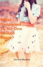 What Happened To 'No One Should Know'? by strawvernice
