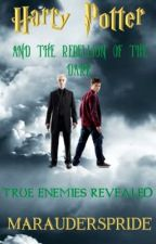 Harry Potter and the Rebellion of the Dark by MaraudersPride