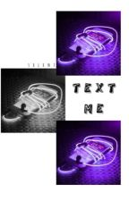 Text Me| SasuNaru by Iwaizumiii