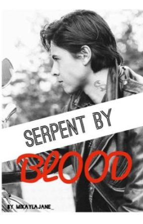 SERPENT BY BLOOD by jordanconnor__