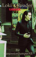 Loki x reader Ragnarok by DimensionJumperXE