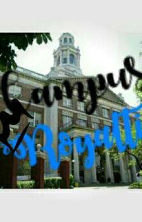 Campus Royalties by FabAryanna