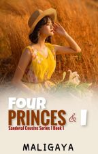 4 Princes & I (Sandoval Cousins Series #1) by Chanakkkk