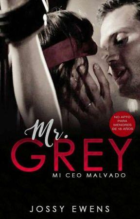 Mr. Grey (CEO #1) © by Jossy_Ewens