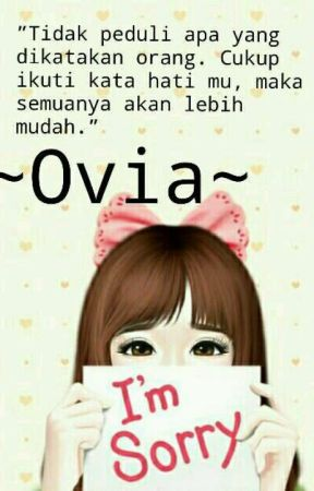 I'm Sorry! by Oviaviariya