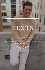 texts ➳ grayson dolan (✓) by 0kaywithme