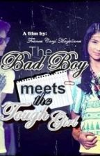 The Bad Boy meets the Tough Girl ~ KathNiel. ♥ by ChanderCaryl