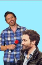 All my Rob Benedict x Reader one shots by Arcticbeast99