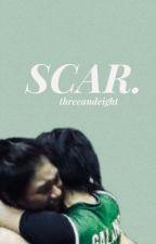 scar || mika reyes & ara galang by threeandeight