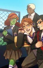 A school of heroes by Loki_Girl2