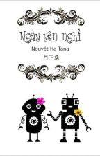 [HOÀN] Ngày Yên Nghỉ _ Nguyệt Hạ Tang by cungcongcong