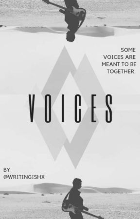 Voices by writingishx