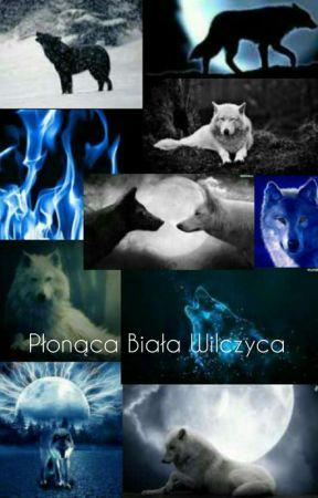 Płonąca Biała Wilczyca by Magdalenka3853