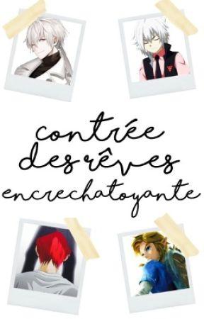 Contrée des rêves | Anime/Manga/Video Game x Reader [ FRENCH ] by encrechatoyante