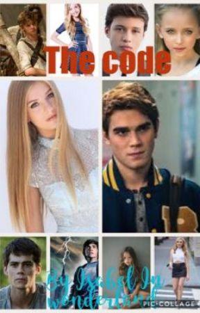 The code by isabelinwonderland6