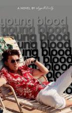 ✓ | young blood [STEVE HARRINGTON] by hypathetically