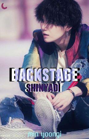 backstage || m.y.g. by shinyadi
