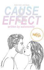 Cause & Effect || student x teacher by autonomity