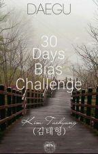 30 Days Bias Challenge by Yoonginnie7