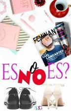 ES O NO ES? by Pipper13
