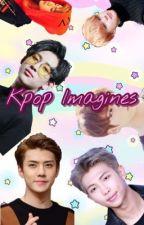 BTS imagines by IvetaMarinova