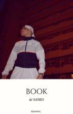 BOOK DE YASKO by yamine_